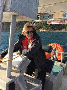 conduite bateau